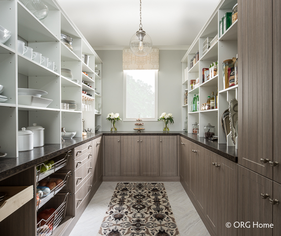 Cabinets and Closets pantry