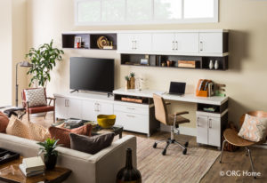 Custom Home Office Design and Installation | Cabinets and Furniture