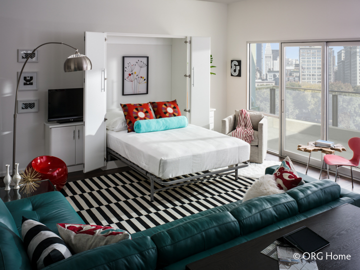 Custom Murphy Bedroom Design
